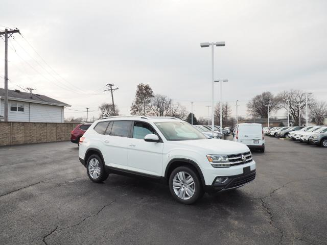 New 2019 Volkswagen Atlas 3.6 SEL