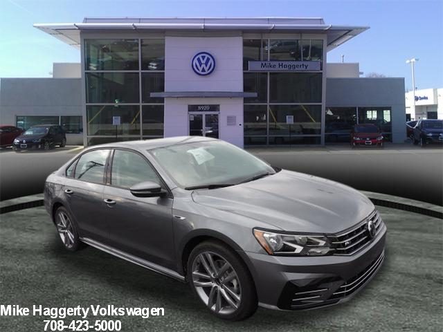 New 2018 Volkswagen Passat R Line 2 0t R Line 4dr Sedan In