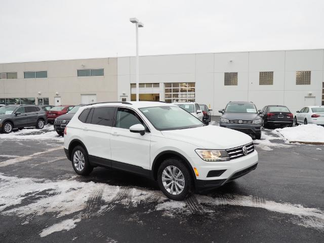 New 2019 Volkswagen Tiguan 2 0t Se Awd 2 0t Se 4motion 4dr Suv In