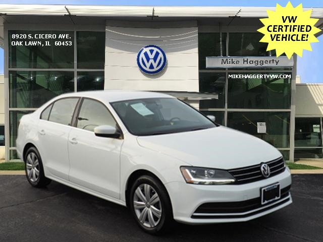 certified pre-owned 2017 volkswagen jetta 1.4t s 1.4t s 4dr sedan 6a