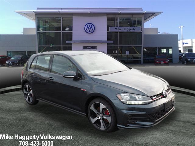 New 2018 Volkswagen Golf GTI S 4dr Hatchback