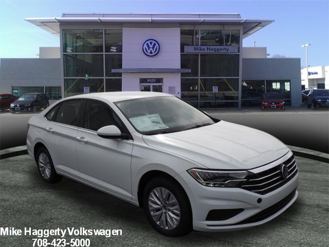 New 2019 Volkswagen Jetta 1.4T S 4dr Sedan