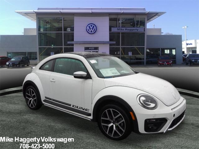 New 2018 Volkswagen Beetle Dune 2 0t Dune 2dr Coupe In Oak