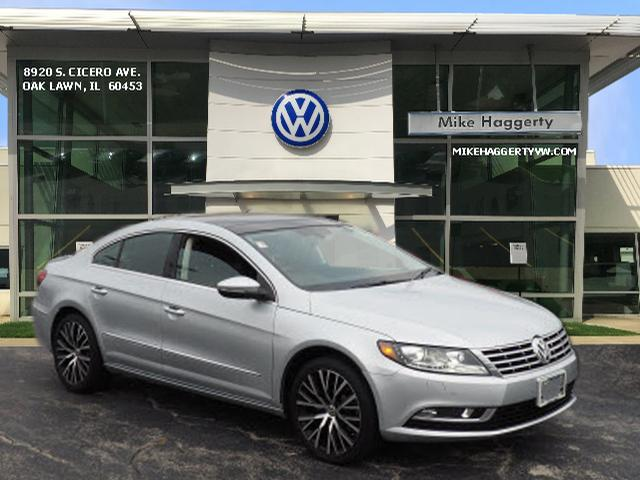 Pre-Owned 2014 Volkswagen CC VR6 4Motion Executive