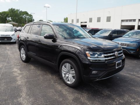New 2019 Volkswagen Atlas 3.6 SE w/ Technology