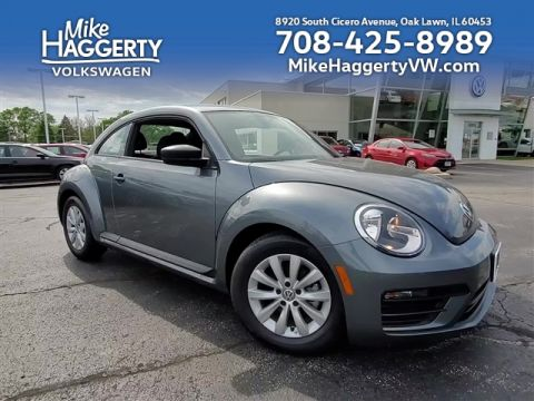 New 2018 Volkswagen Beetle S 2.0T 2dr Coupe