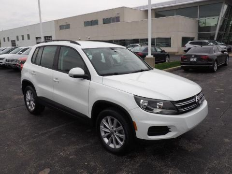 Pre-Owned 2017 Volkswagen Tiguan 2.0T Limited S 4Motion